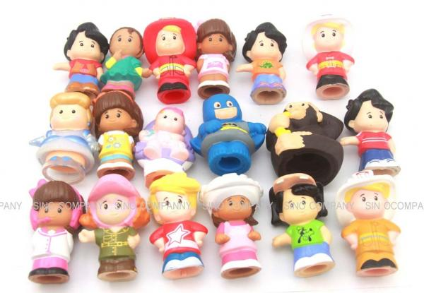 random lot 10pcs fisher price little people family christmas figure kid toy gift ebay. Black Bedroom Furniture Sets. Home Design Ideas