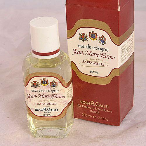 roger gallet marie farina 200ml cologne extra vieille ebay. Black Bedroom Furniture Sets. Home Design Ideas