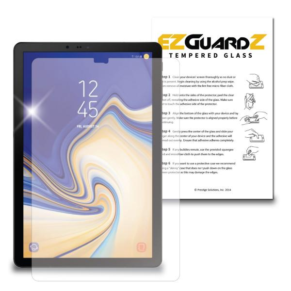Details about EZguardz Premium Tempered Glass Screen Protector For Samsung  Galaxy Tab S4 10 5