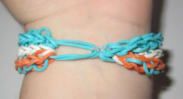 Rainbow loom dolphin - photo#35