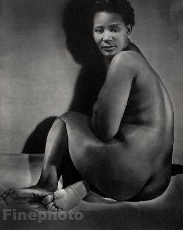 Vintage Black Woman 15