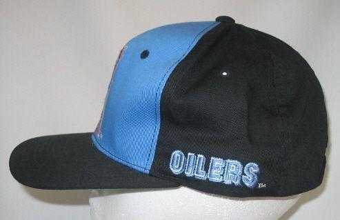 a35731e3631 Houston Oilers Starter Hat Cap Vintage Snap Back on PopScreen