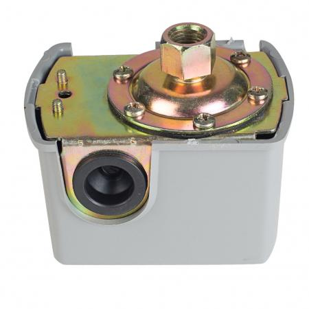 water pump pressure control switch 40 60 psi adjustable double spring pole tm ebay. Black Bedroom Furniture Sets. Home Design Ideas
