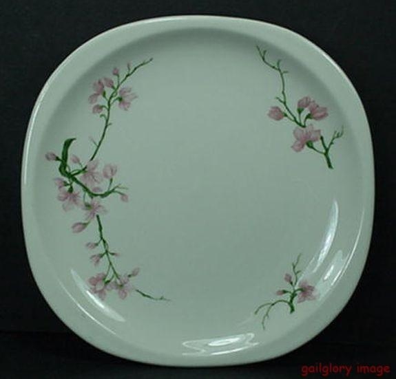 Lunch Plate Syracuse Restaurant Ware China Berkeley Or ...