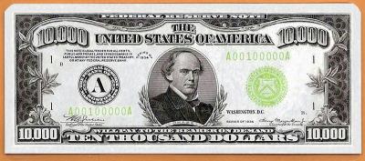 New 10000 Dollar Bill (FREE SHIPPING)...