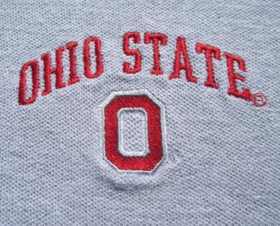 Ohio state buckeyes size xl polo shirt ebay for Ohio state polo shirt 3xl