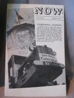 1941 Cat Caterpillar Tractor Toccoa Steel Advertising Pamphlet