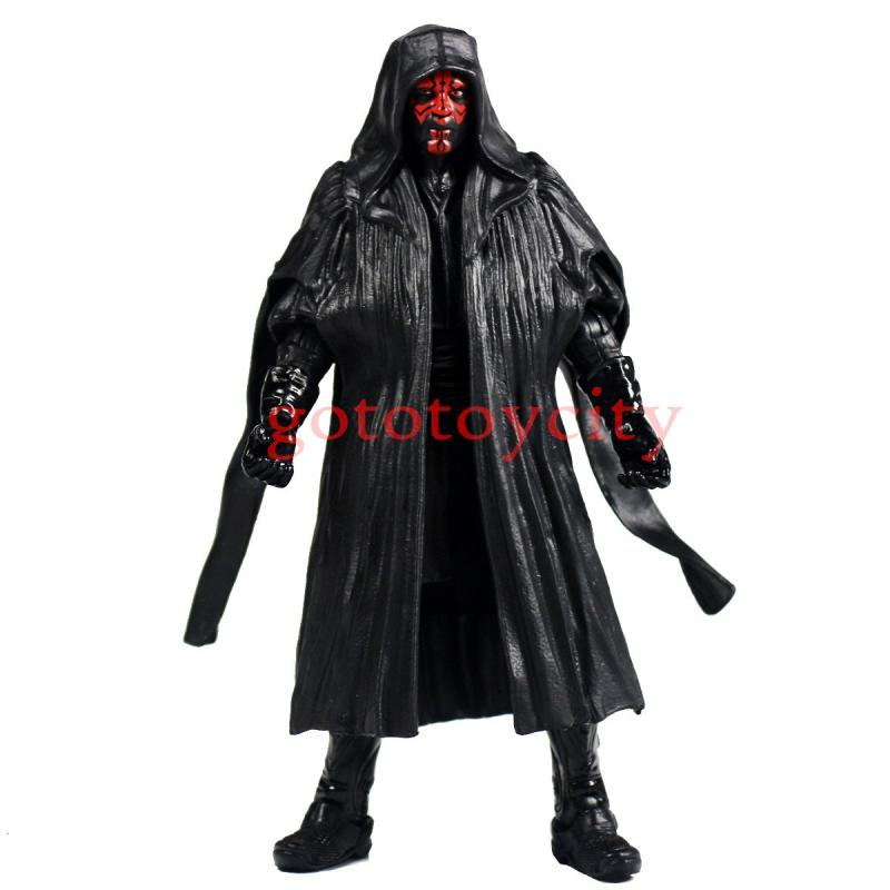 Star wars the Black Series #02 Darth Maul Action Figure in ...