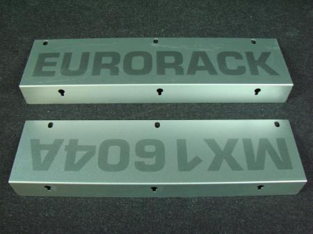 Behringer Eurorack Mx1604a Mixer Mounting Brackets Set Of
