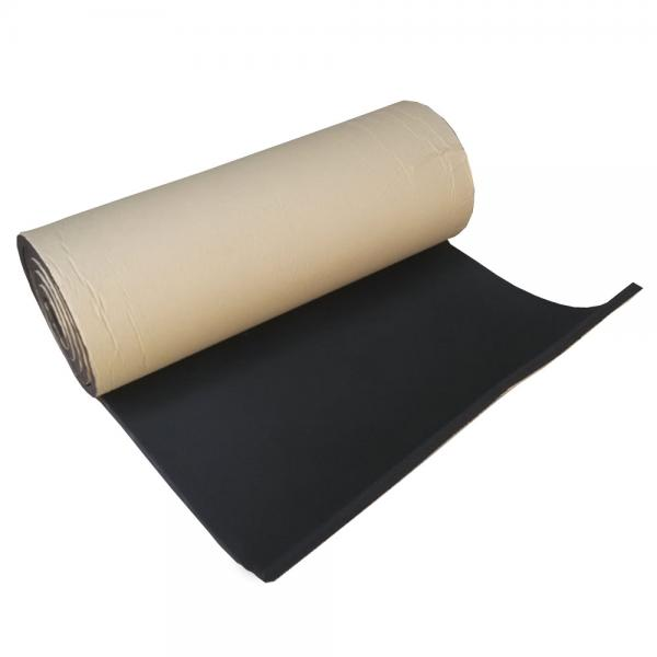 1Roll 30mm Car Sound Proofing Deadening Vehicle Insulation Closed 50 X 100cm