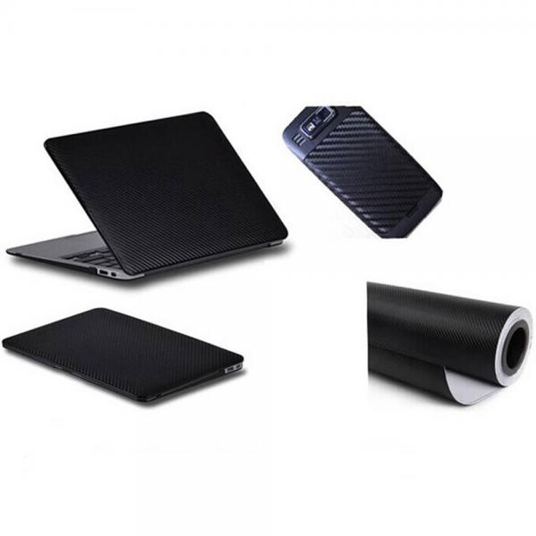 selbstklebend carbon folie auto kfz klebe folie glanz matt schwarz 3d 127x50cm ebay