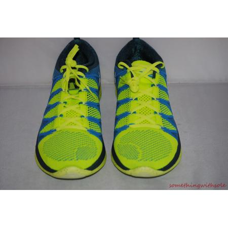 brand new 56188 2a111 nike flyknit lunar 2 electric green inc