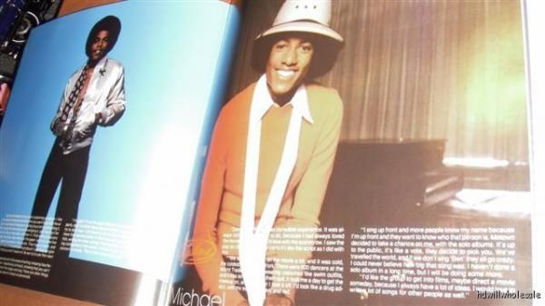Wholesale Lot of 12 Michael Jackson 5 1970s Tour Concert Program 79