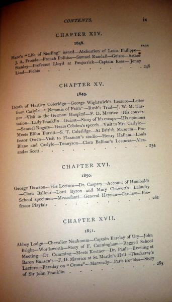 caroline fox diary  1882  victorian england science