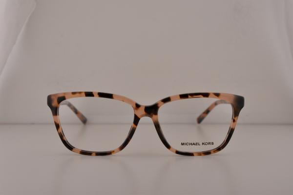 b188b53ffeeb0 Michael Kors MK8018 Sabina IV Eyeglasses Peach w Demo Lens 3155 MK ...