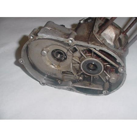2002 lem morini 50cc lx1 lx 1 oem crankcase engine motor. Black Bedroom Furniture Sets. Home Design Ideas