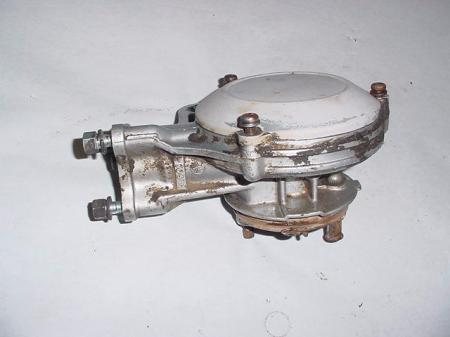 80 YAMAHA YAMAHOPPER QT50 QT 50 OEM DRIVE SHAFT HOUSING ...