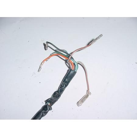 71 honda sl350 sl 350 oem sub wire wiring harness loom plugs click here to enlarge