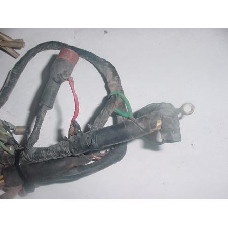 69 honda sl350 sl 350 motosport oem main wiring harness electrical click here to enlarge