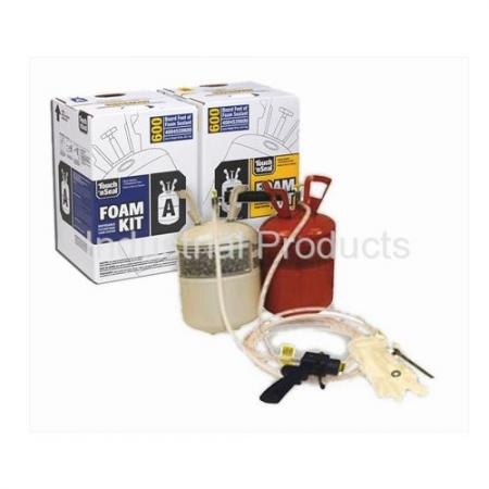 Touch N Seal 600bf Spray Foam Insulation Kit Closed Cell