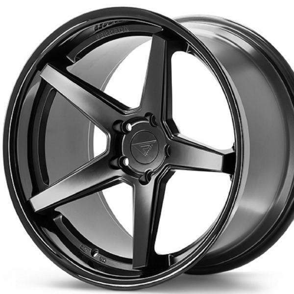 22 staggered ferrada fr3 22x9 22x10 5 black concave wheels rims ebay BMW X5 Aftermarket Rims 22 staggered ferrada fr3 22x9 22x10 5 black concave wheels rims