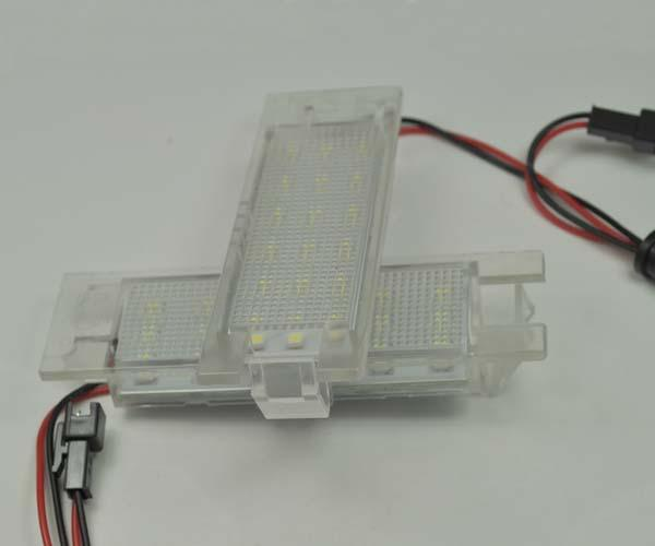 2x canbus led kennzeichenbeleuchtung f r opel zafira b for Astra h tablet install