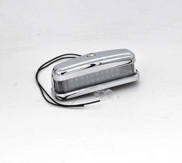 Chrom Led Number Plate Light For Land Rover Series 2a 3