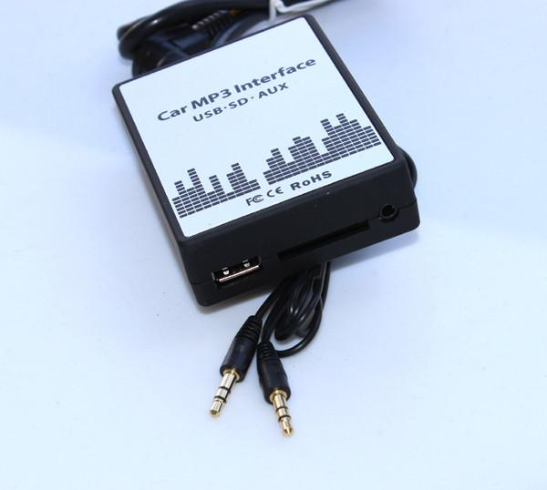 aux mp3 sd usb cd entr e auxiliaire adaptateur audio citroen c3 02 04 c5 01 04 ebay. Black Bedroom Furniture Sets. Home Design Ideas