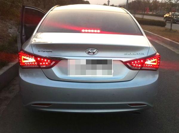 Led Integrate Tail Lamp Light Audi Style For Hyundai 2011