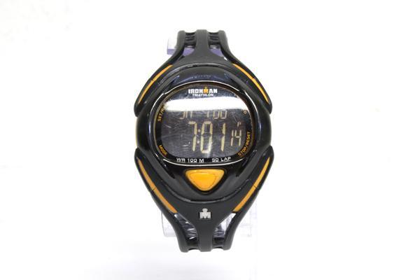 timex ironman triathlon watch instructions manual