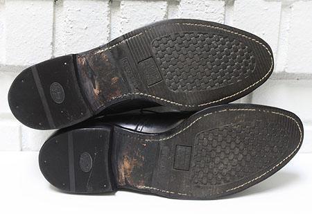 Allen Edmonds Kingswood Wingtip Black Calf Dress Shoes Oxford Size 13