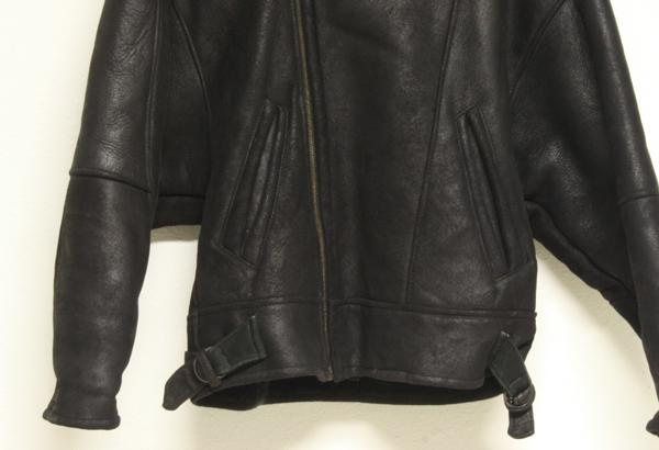 Marc buchanan pelle pelle mens leather jacket