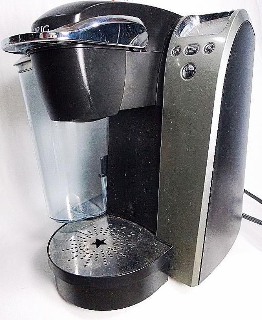 Keurig Coffee Brewer B70 Automatic Parts Only Platinum Brewing System As Is eBay