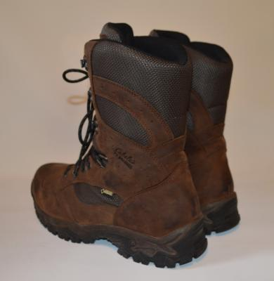 Cabela S Meindl Perfekt 10 Quot Brown Leather Hunting Boots Sz