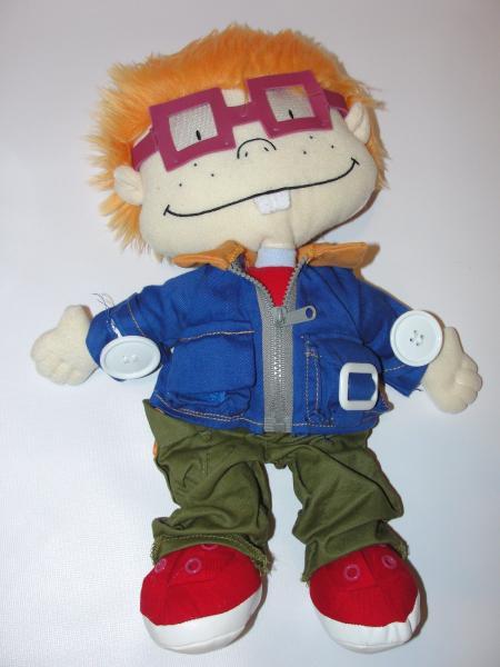 chuckie rugrats toys - photo #26