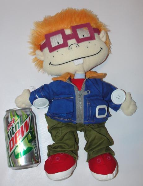 chuckie rugrats toys - photo #8