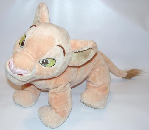 Large Disney Parks Lion King NALA Cub Plush Stuffed Animal