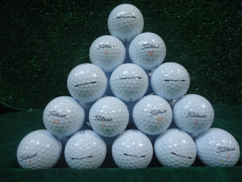 72 Titleist Velocity 5A/AAAAA Golf Balls