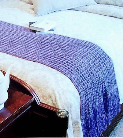 Crochet Bed Scarves Afghan Patterns Annies Attic
