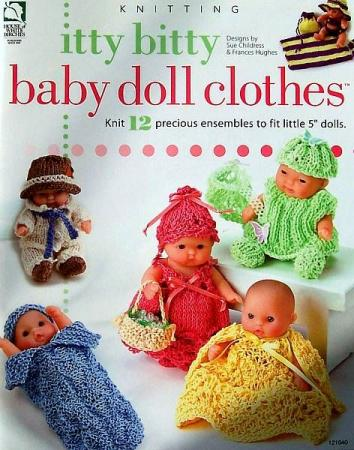 Bitty Baby Knitting Patterns Free - Knitting Patterns Free