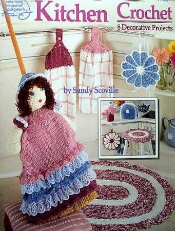 Free Crochet Patterns Kitchen Accessories : CROCHET KITCHEN RUGS ? CROCHET PATTERNS