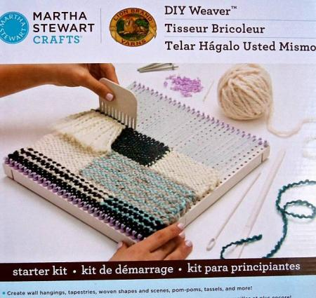 Martha Stewart Crafts Diy Weaver Starter Kit 23032019413 Ebay