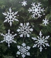 White Christmas In Thread Crochet  54 Projects From Leisure Arts