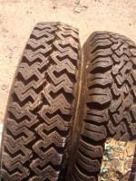 John Deere Kubota 6x12 Tractor Tires with Wheels