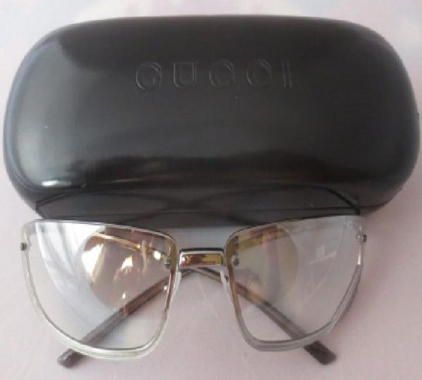 0cb429cccf4b Authentic GUCCI SUNGLASSES w Original CASES- 125 GG 1691 S Men s  Women s  ITALY