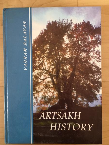 Artsakh Geschichte Armenische Gharabagh Bergkarabach արցախ Arcah Karabah Englisch Ebay