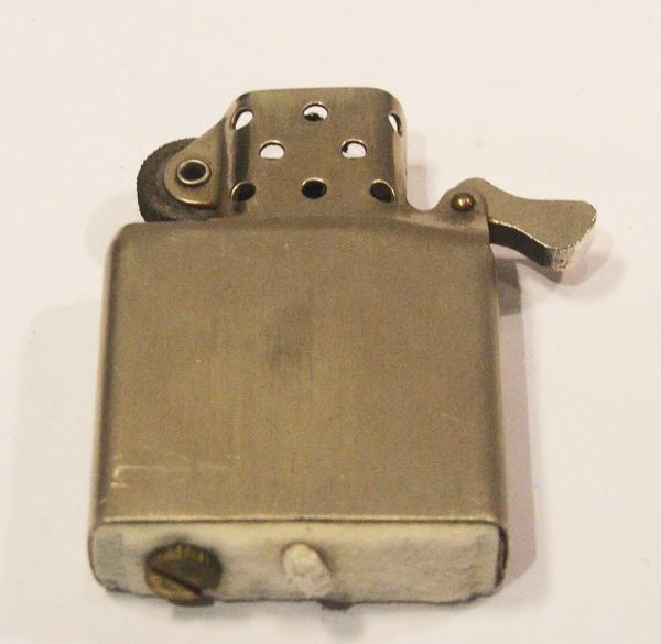 how to clean a zippo