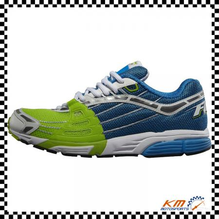 fox racing featherlite shoes blue green us 11 running