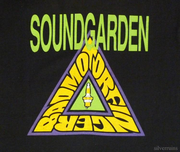 Soundgarden Badmotorfinger Logo Related Keywords ...