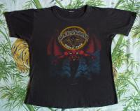 SABBATH Vintage Concert SHIRT 80s TOUR T RARE ORIGINAL 1981 Mob Rules